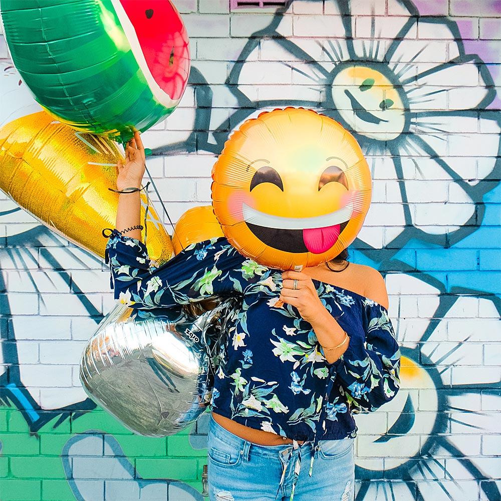 ballons gonflables pour décoration festive