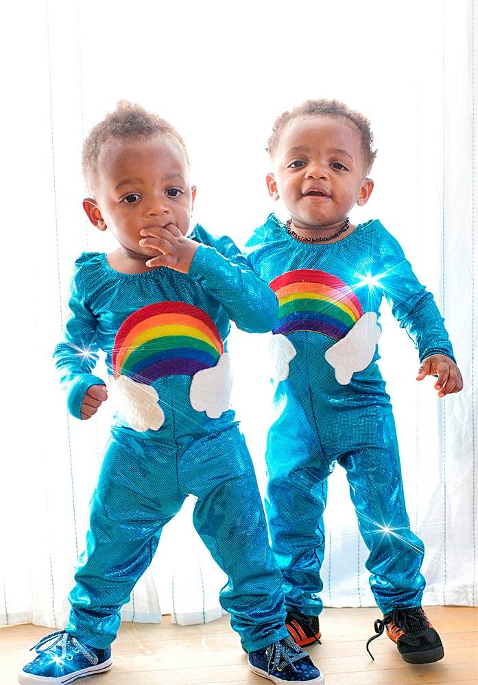 Les déguisements pour enfants de la boutique Axho