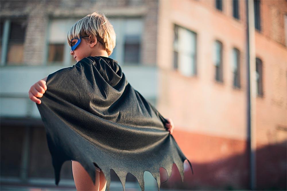 Deguisement Enfant Batman