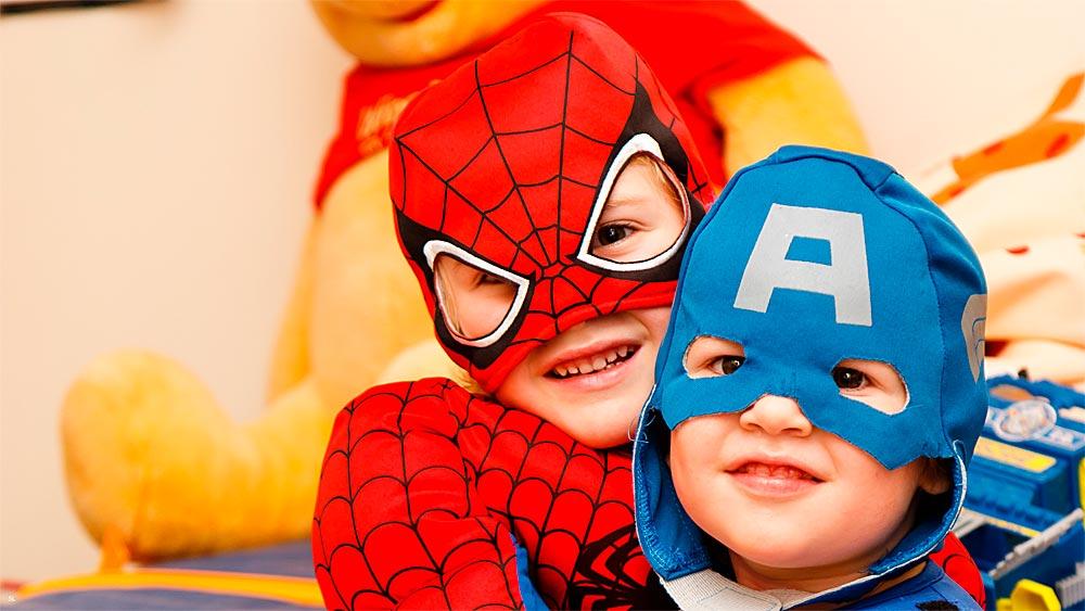 Deguisement Enfant Marvel