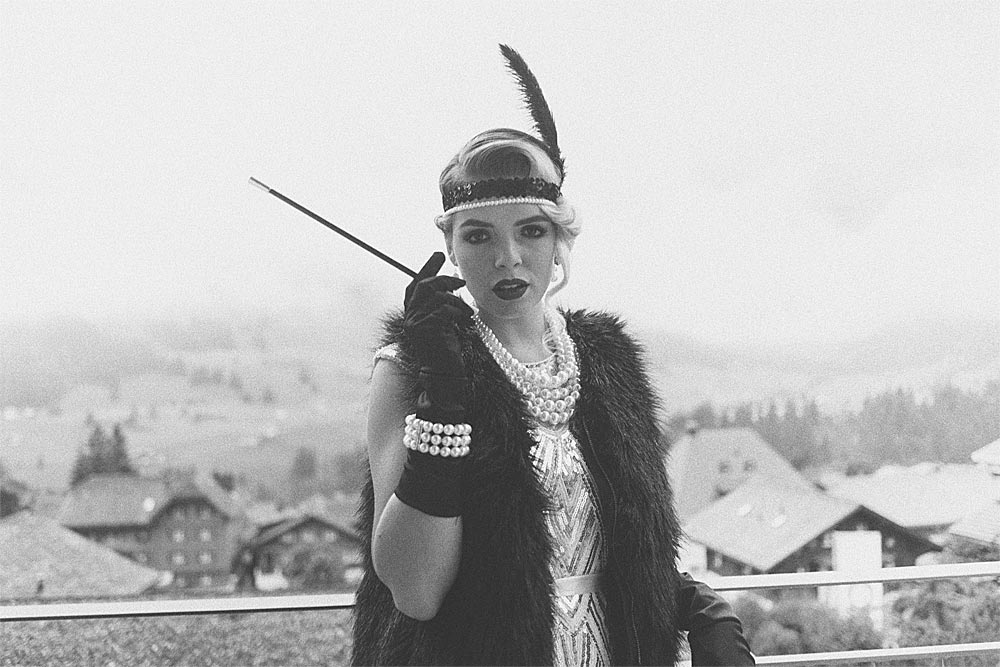 Deguisement Femme Gatsby