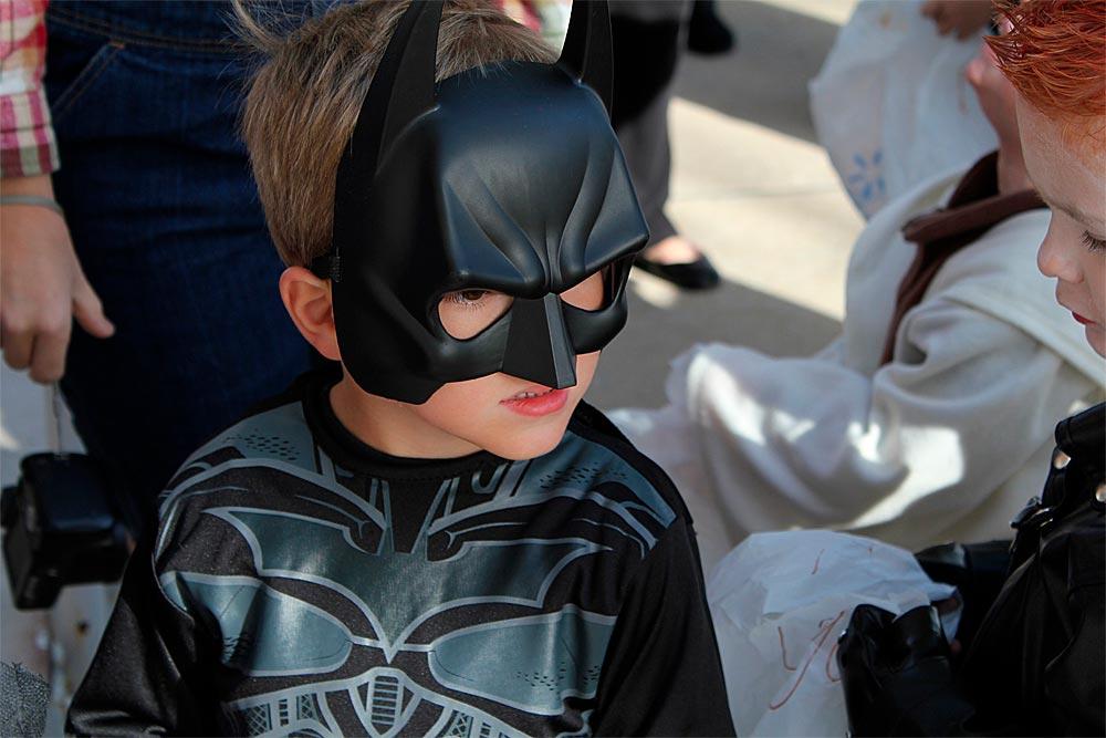 Deguisement enfant Batman 2