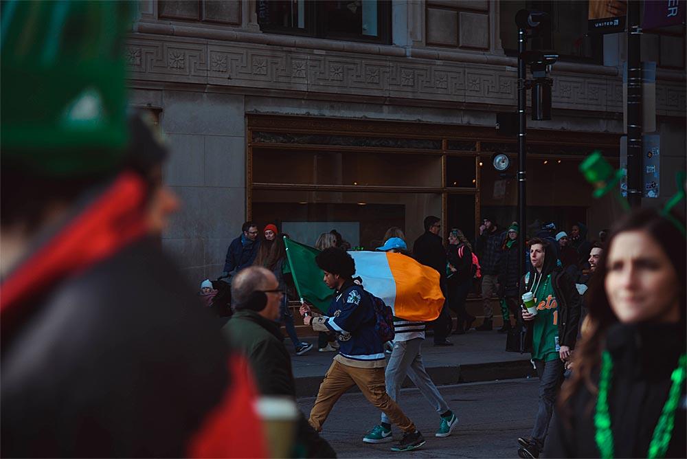 Evenement Fete Irish