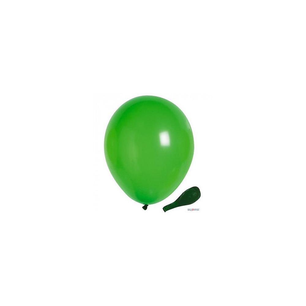 Ballon vert foncé