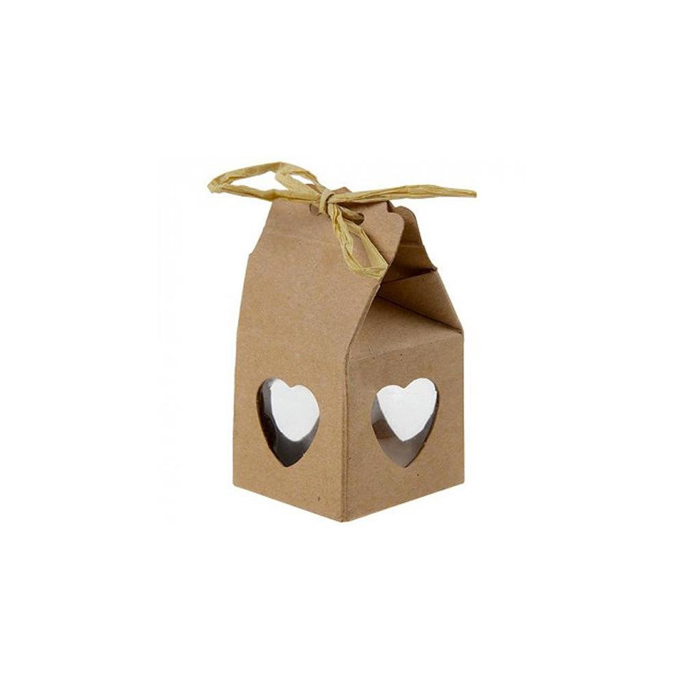 Boîte à dragées coeur