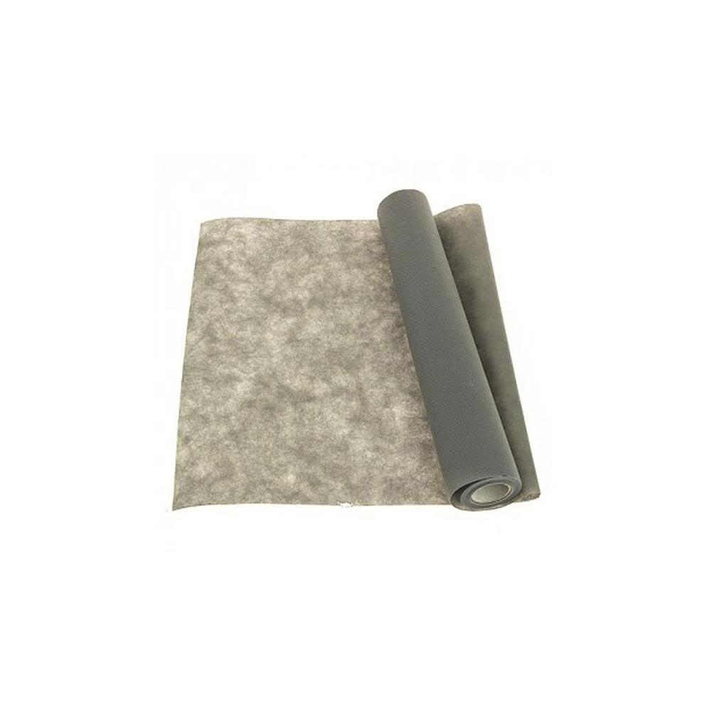 Chemin de table gris