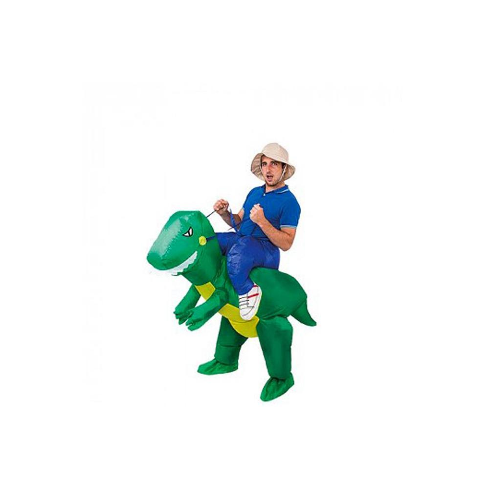 Déguisement dinosaure